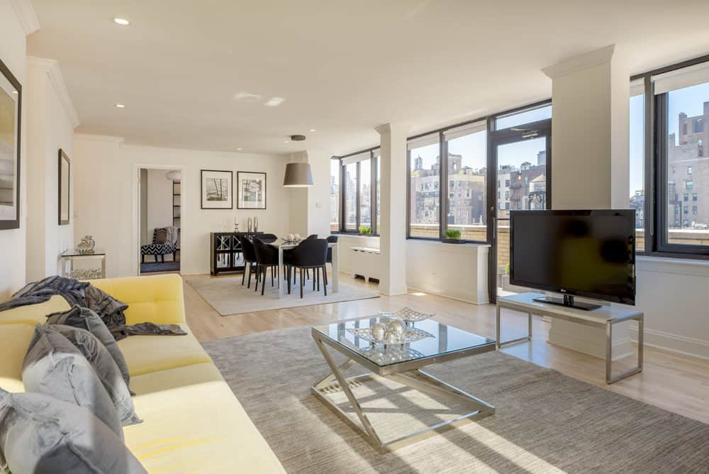 150 East 85th Street_12B_Living_Room